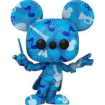 Mickey Mouse Conductor (Artist) US Exclusive Pop! Vinyl