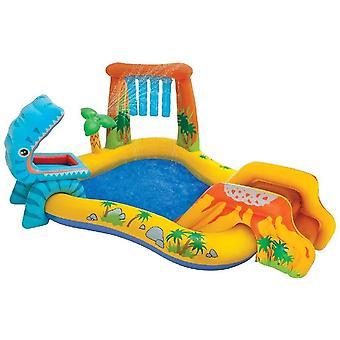 Intex 98'' Dinosaur Play Center