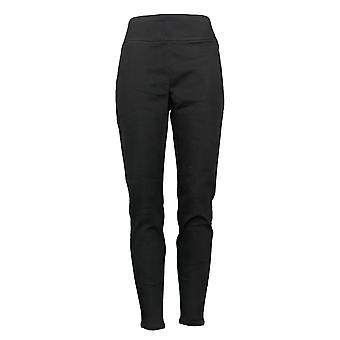 G By Giuliana Women's Pants G-Soft Denim Jegging Black 714876001