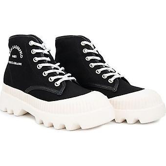 Karl Lagerfeld Trekka Midsummer Lace Boots