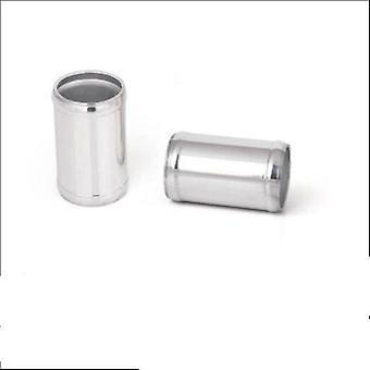 Menuisier en aluminium poli Tuyau