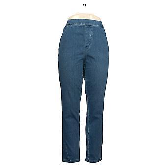 ベル バイ キム グラベル ウィメンズ&アポス;s パンツ フレキシベル ジェギング ブルー A382362