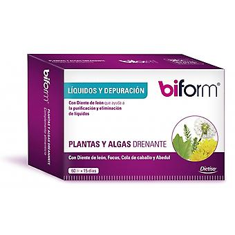 Biform Plants And Algae 60 Capsules
