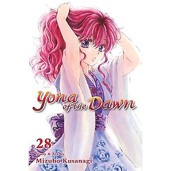 Yona of the Dawn Vol 28 Volume 28
