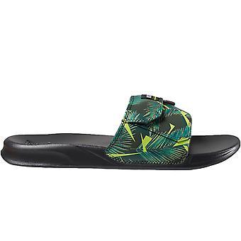 Reef Mens Stash Summer Beach Sandal Thongs Sliders Slides - Grafische Tropen