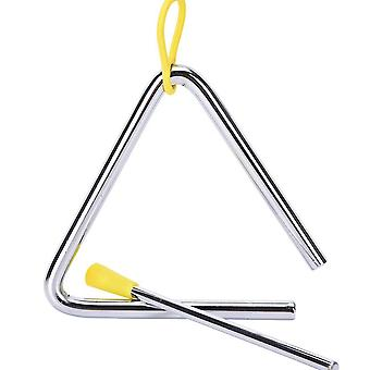 "5""/6""/7""/8"" Musical Triangle Hand Percussion Instrument"