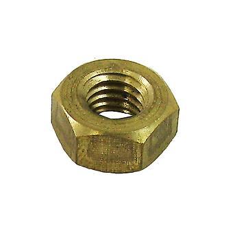 Speck Pump 5829340800 M8 Brass Casing Nut for Flange Bolt
