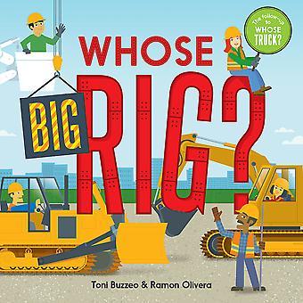 Whose Big Rig A GuesstheJob Book