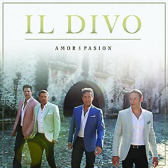 Il Divo - Amor &Passion CD