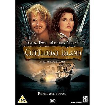 Cutthroat ö DVD