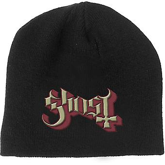 Ghost - Logo Mäns Mössa Hatt - Svart