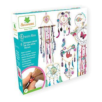 SYCOMORE Dream Box Children's Heartcatchers of My Dreams Nature