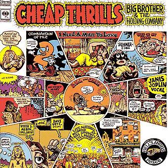 Big Brother & The Holding Company - Halpa Thrills Vinyyli