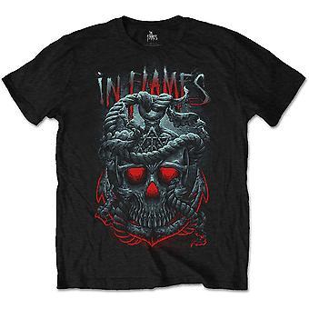 I flammer gennem Oblivion Officielle Tee T-shirt Unisex