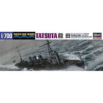 Hasegawa HWL358 Japanese Navy Light Cruiser Tatsuta 1:700 Scale
