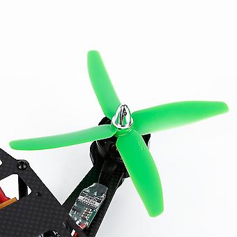 Ocday Green 5040 4-blade Props Propellers Ccw Cw For 250 Racing Quadcopter