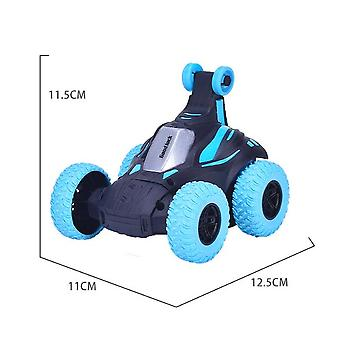 Kidss Electric Tipper Stunt Car With Light Music 360 Rotation Toy Car