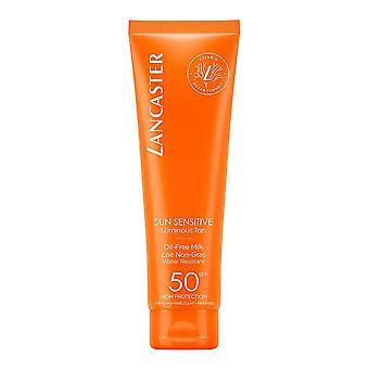 Sun Milk Sun Sensitive Lancaster Oil-free Spf 50 (150 ml)