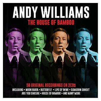Andy Williams  The House of Bamboo CD 2 discs (2017)