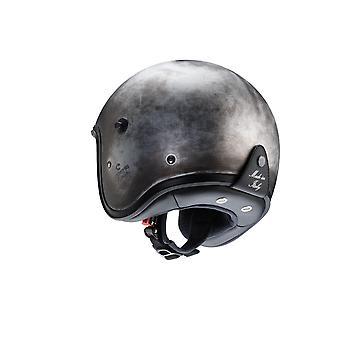 Caberg Freeride Iron Open Face Motorcykelhjälm Svart