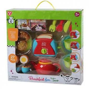 Breakfast Set for Two Playset (27pcs)