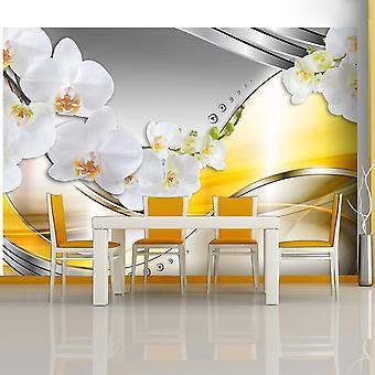 Behang - Yellow Journey