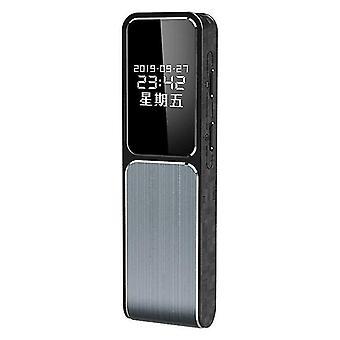 1080P مسجل صوت HD قلم مسجل الكاميرا