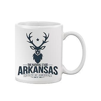Arkansas Deer Mug -SPIdeals Designs