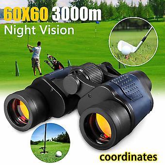 Hywell 60x60 Optical Binoculars, 3000m Night Vision Binoculars, Sights, Hunting And Outdoor Sports