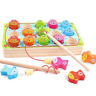 Fishing Toys Children Magnetic Boys And Girls Early Intellectual Multifunctional Brain