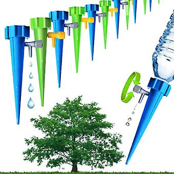 Auto Drip Irrigation Watering System Watering Spike Garden Plants Flower Watering Kits Household Automatic Waterers