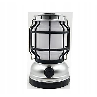 Lantern Led Solar Rechargeable Camping Light