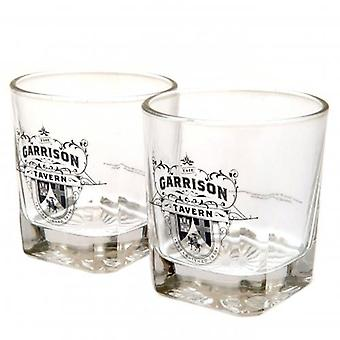Peaky Blinders Whisky Glas Set