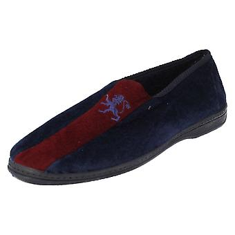 Mens Spot su Lion completo Slipper