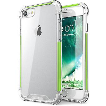 i-Blason-iPhone 7 Plus Case-Shockproof Protective Case-Green