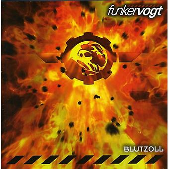 Funker Vogt - Blutzoll [CD] USA import