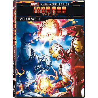 IRONMAN: Animierte Serie Vol. 1 [DVD] USA importieren