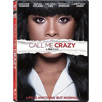 Me chame de louco: Uma importação EUA filme cinco [DVD]