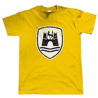 Wolfsburg Klassiker, Mens Campervan T Shirt