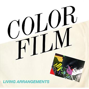 Color Film - Living Arrangements [Vinyl] USA import