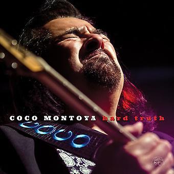 Coco Montoya - dura verdad [CD] USA importar