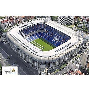 Real Madridin juliste stadionilla 4