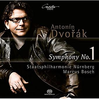 Dvorak / Bosch - Symphony 1 [SACD] USA import
