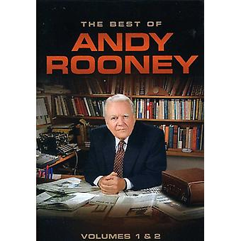 Best of Andy Rooney [DVD] USA import