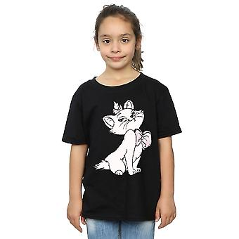 Disney Girls Aristocats Marie T-Shirt