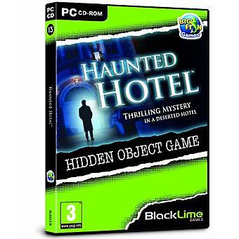 Haunted Hotel (PC CD)-nieuw