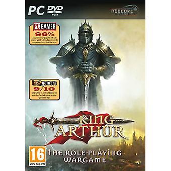 King Arthur (PC CD) - Uusi