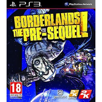 Borderlands pre-efterfølger! (PS3)-ny