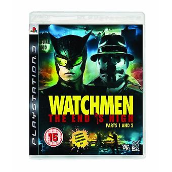 Watchmen The End is Nigh - Parties 1 et 2 (PS3) - Nouveau