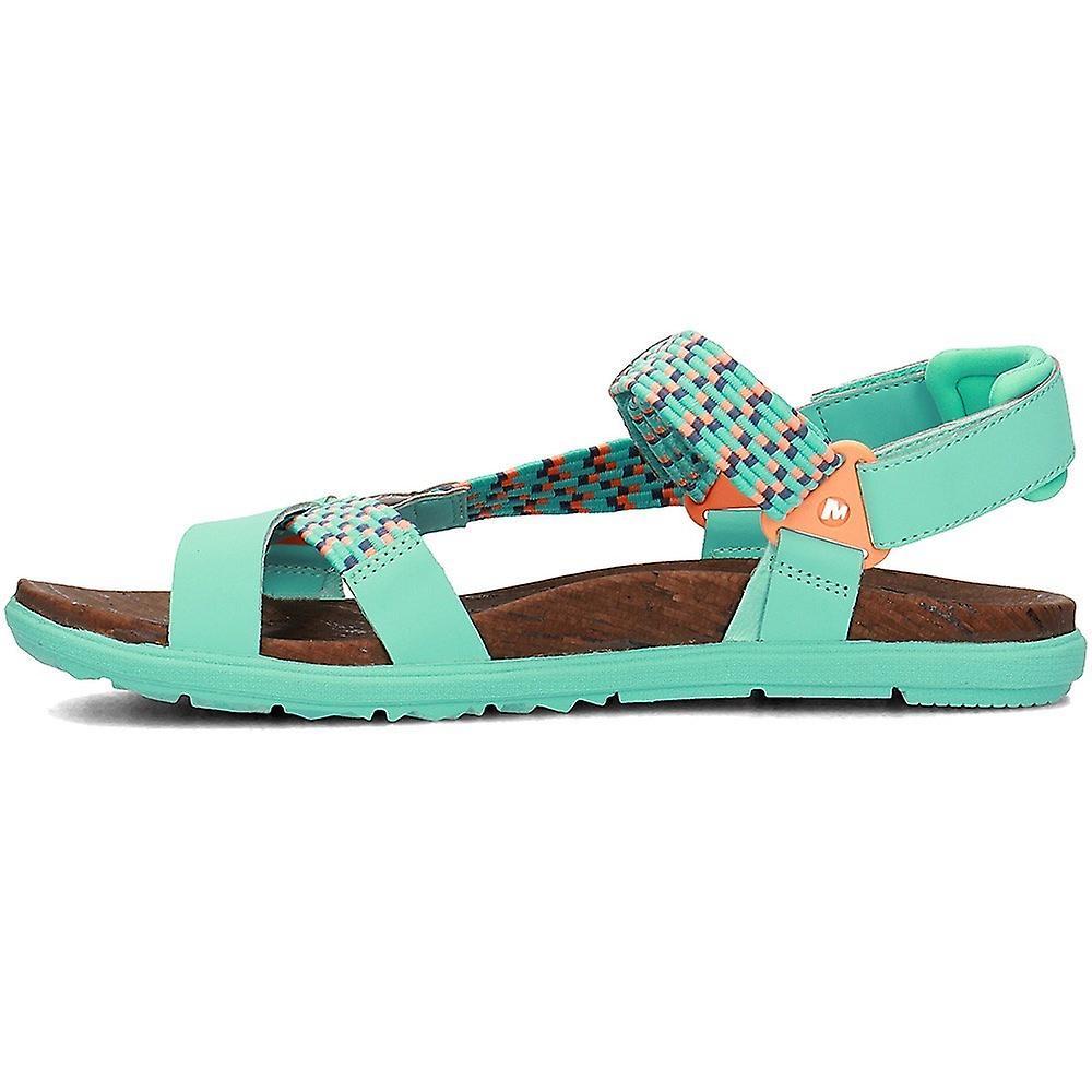 Merrell rond stad Sunvue geweven J94152 universele alle jaar vrouwen schoenen - Gratis verzending 01k9jj